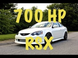 [VIDEO] — 700HP TURBO ACURA RSX!!! DANG!