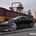 This black Acura RSX So Sick!