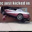 Acura Integra Crash Fail