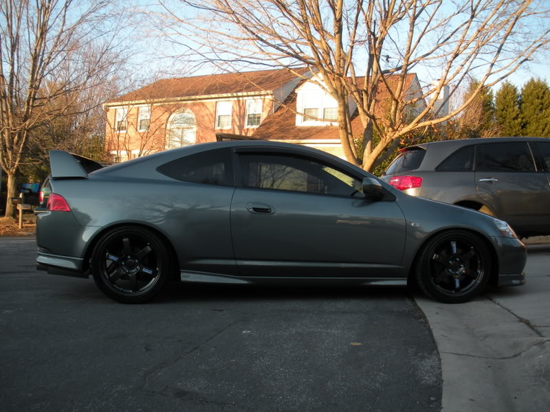 This RSX So CLEAN Rpm City - 2006 acura rsx type s wheels