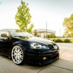 [Listing] : rsx-black-chrome-rims