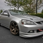 [Listing] : sliver-rsx-smoked-rims
