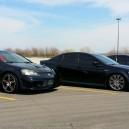 DC5, TL Ron Jon, Speedy G Civic