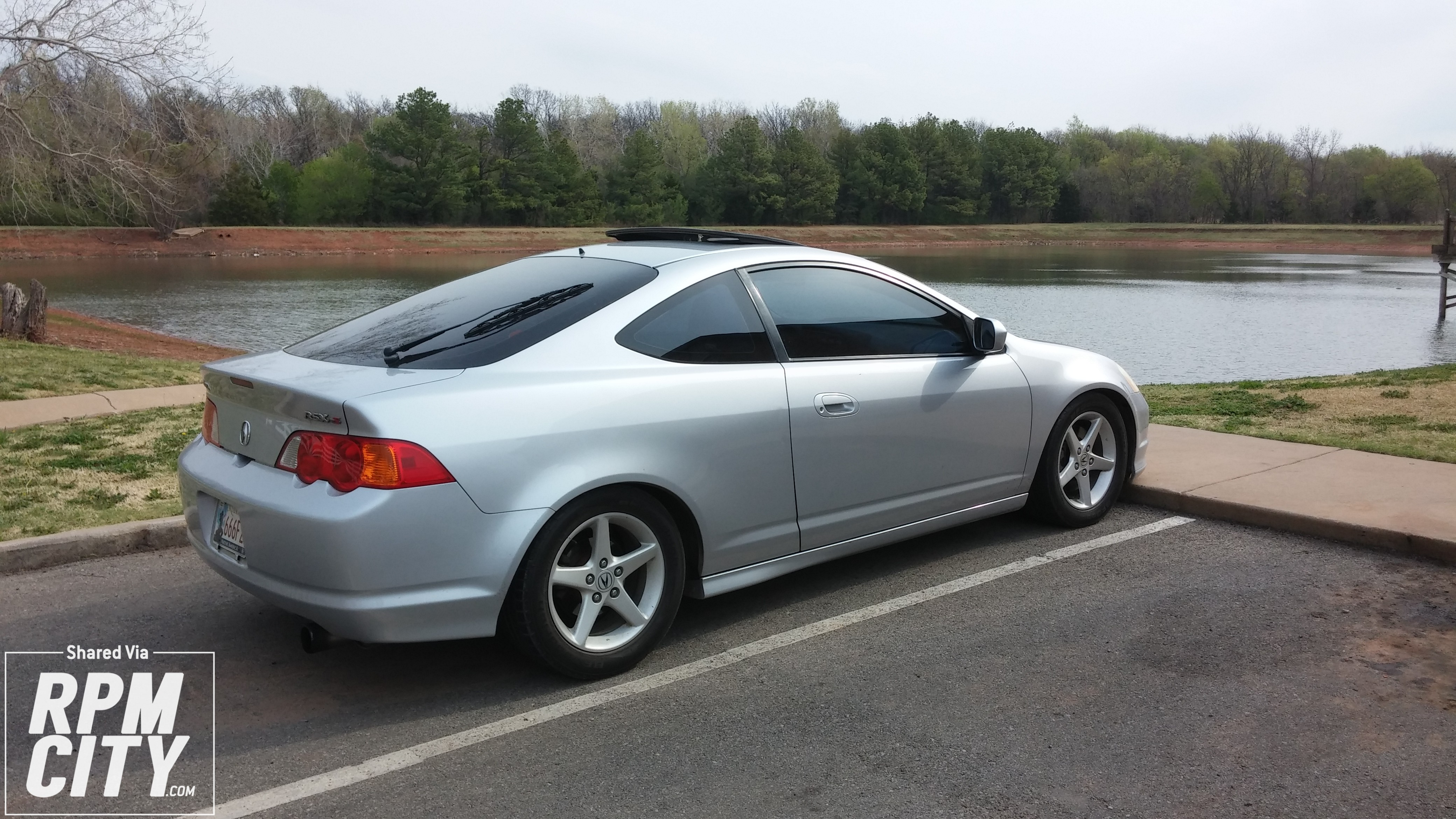 2002 Rsx Type S On Clubrsx Lowered Springs Rpm City