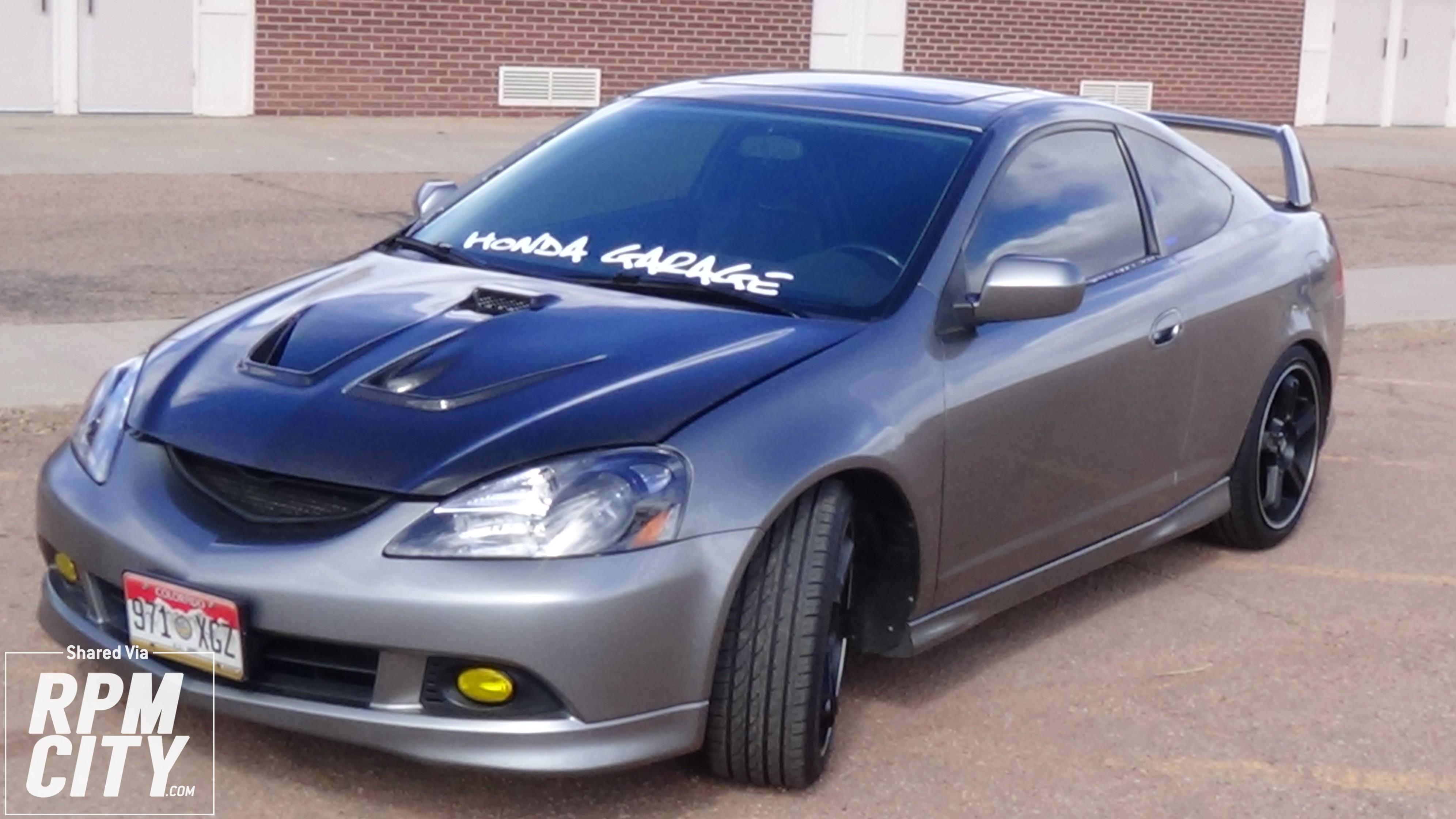 06 Acura Rsx Type-s