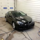 Base…type R'd out..6 speed k20a swap