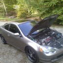 2002 RSX type s supercharged