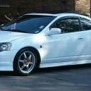 My 02 acura RSX type s