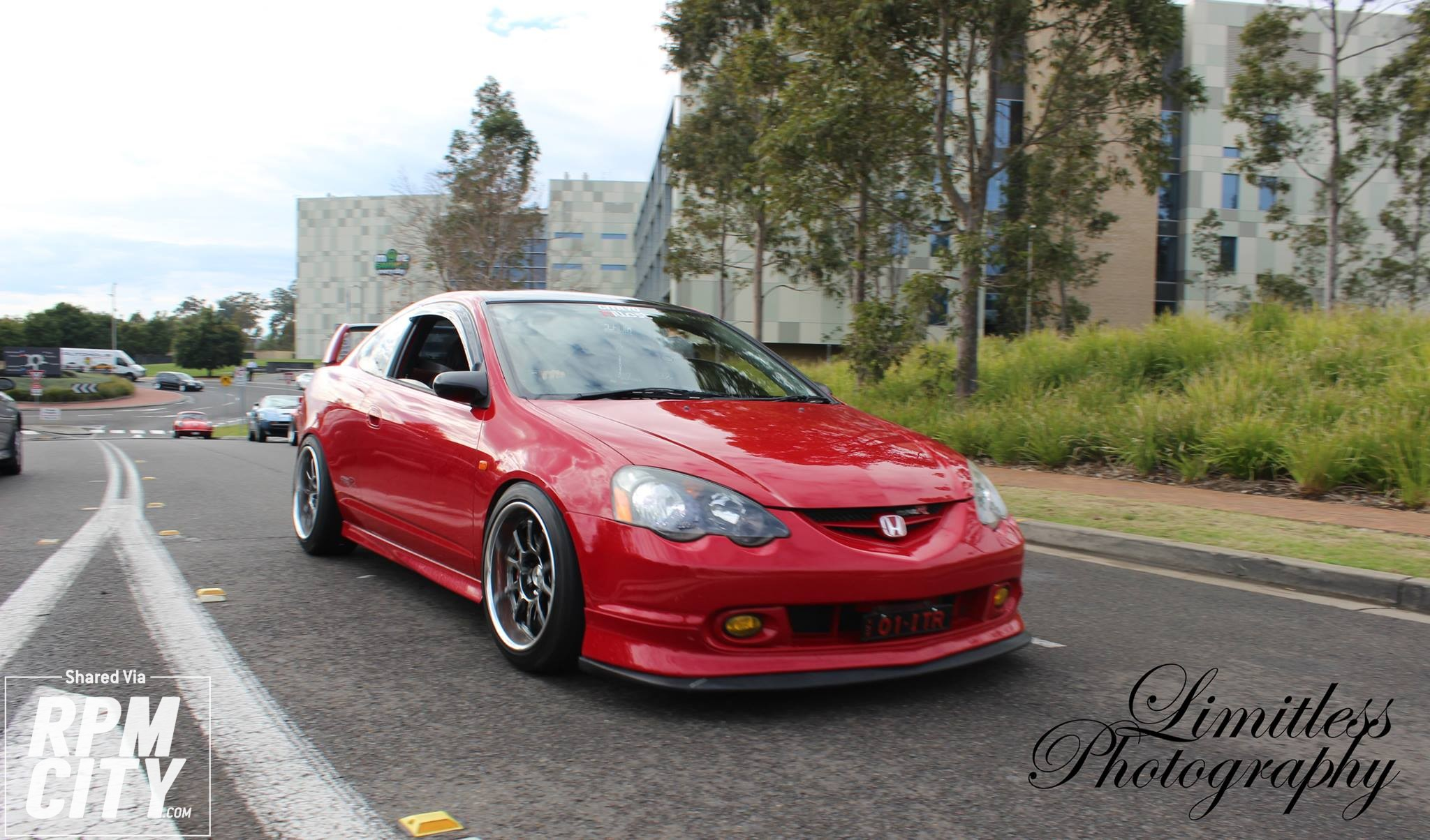 milano red dc5r rpm city