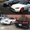 DC5 vs S2K # why we wanna race this machines??