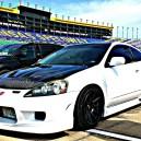 Track time at Kansas Speedway!