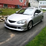 My 04 RSX Type-S. Follow me on instagram luisito_dc5