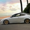 Kevin's acura rsx type s