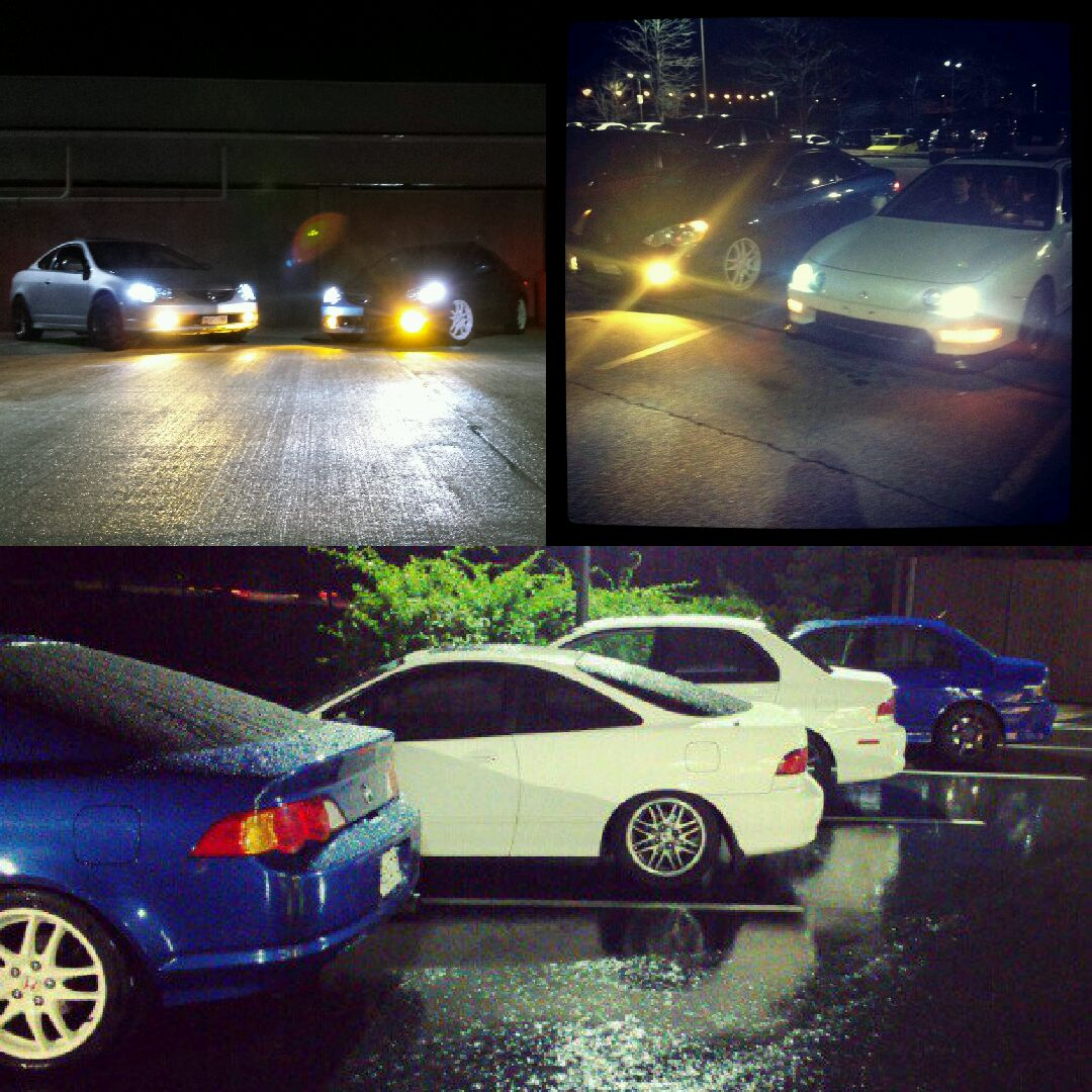 Cody Jakowski's RSX Type-S All The Way From The North